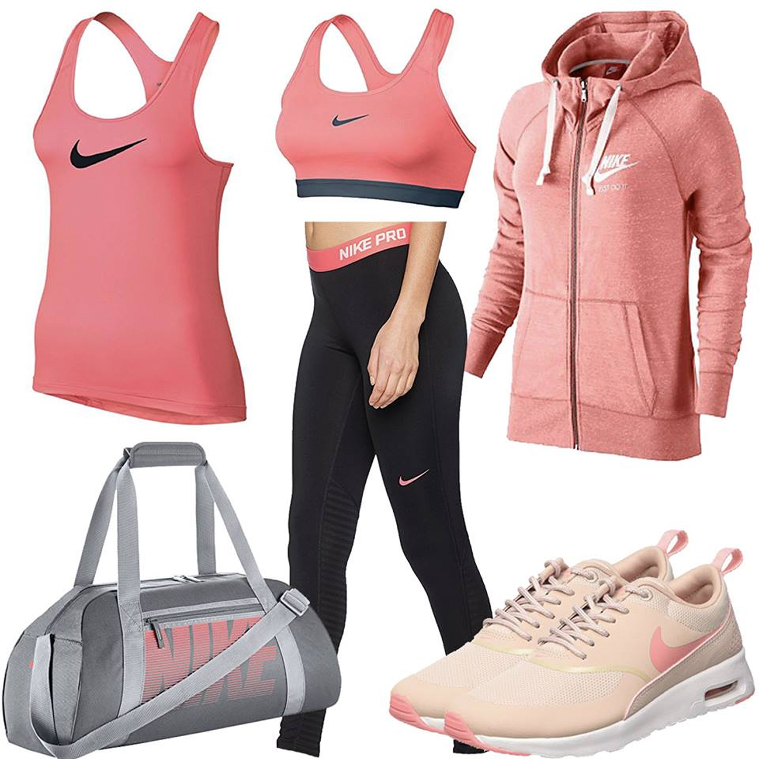 nike kapuzenpullover damen nike classic fleece damen. Black Bedroom Furniture Sets. Home Design Ideas